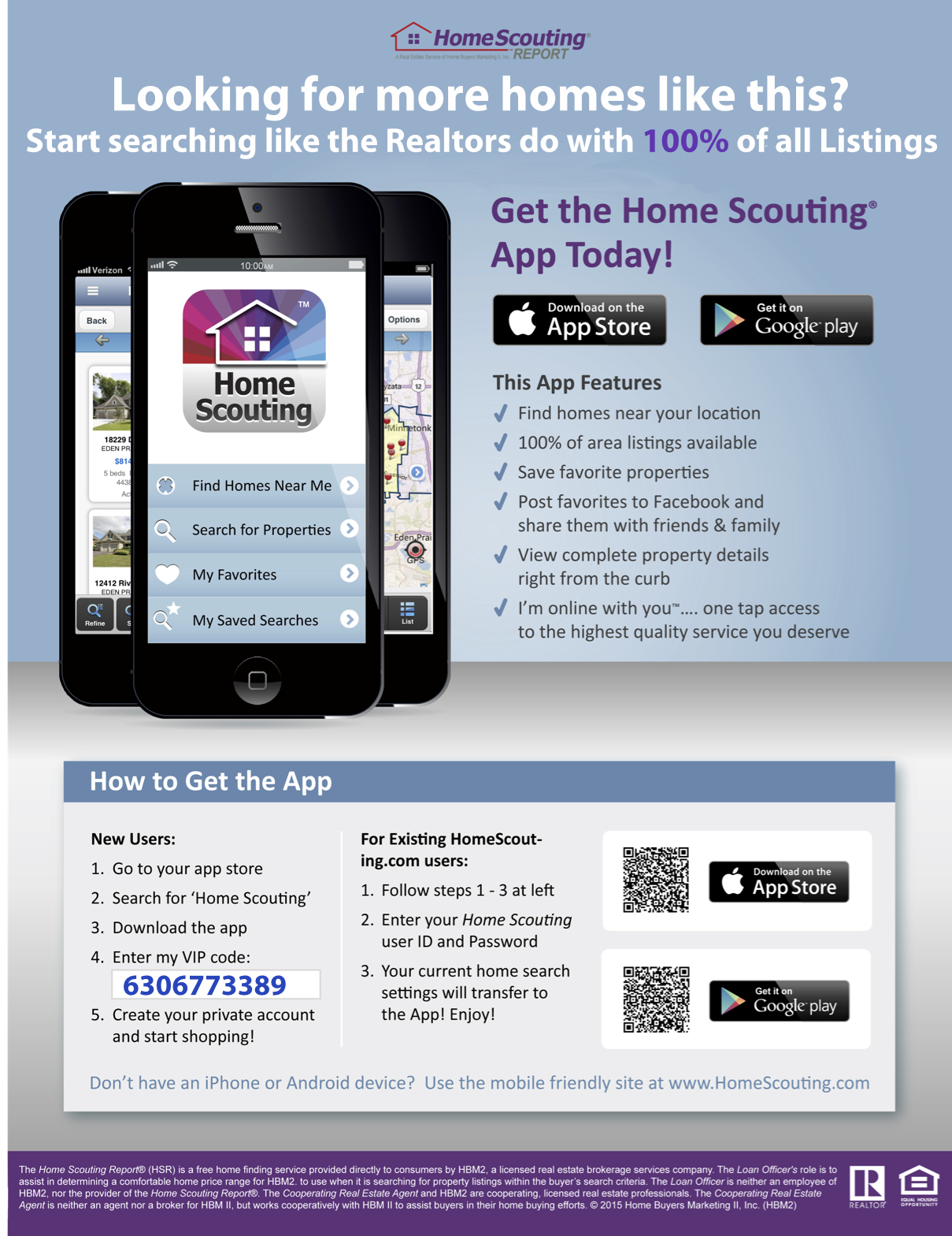 Have You Tried Home Scouting Yet?