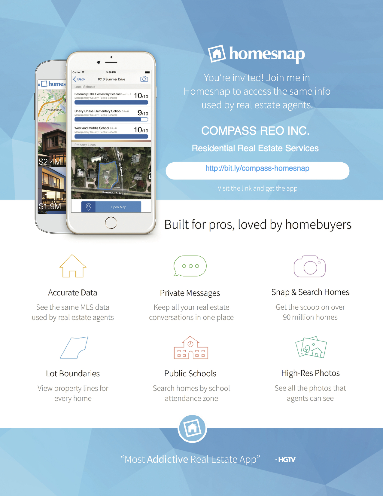 Have You Tried Homesnap Yet?